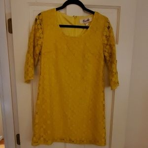 Lace dress by Emmelee. Size Junior L